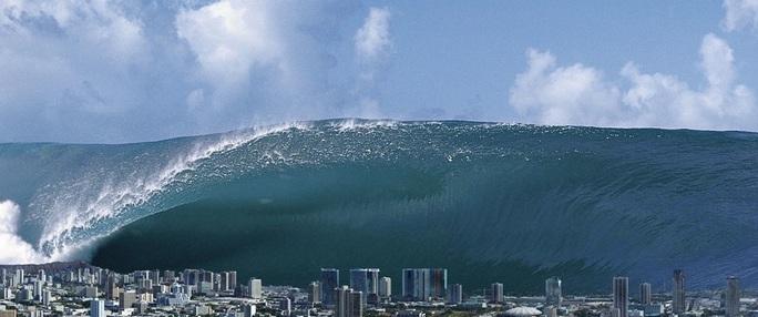 Мега цунами