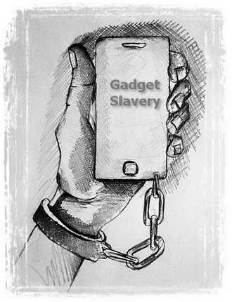 christ, gadget slavery