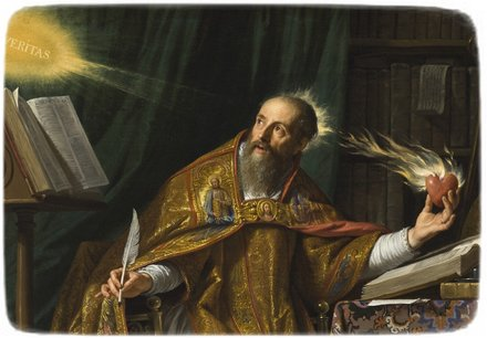 St. Augustine says that many of the teachings of the Bible cannot be relied upon