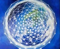 Planetary grid of Urantia