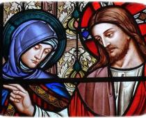 Why did Jesus pick Judas and Mary Magdalene?