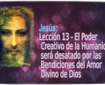 lecciones de Jesús