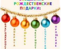 настоящее чудо Рождества